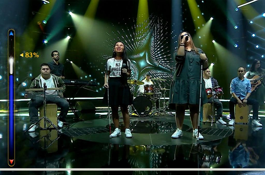 Shalva Band все же выступили на Евровидении