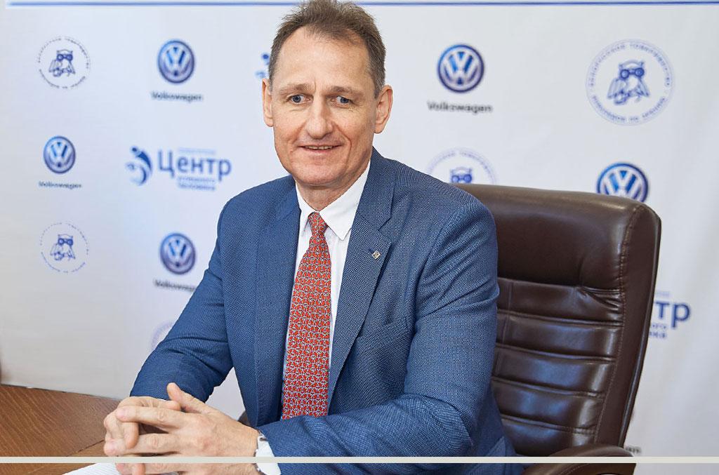 Михаил Антоненко, руководитель Центра успешного человека